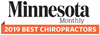 2019 Minnesota Monthly Best Chiropractor